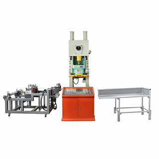 Semi-auto Aluminum Foil Container Making Machine